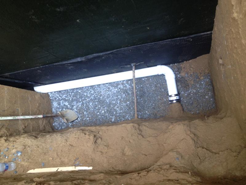 basement waterproofing leaky basement repair northern virginia