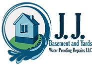 JJ Basements & Yards Logo